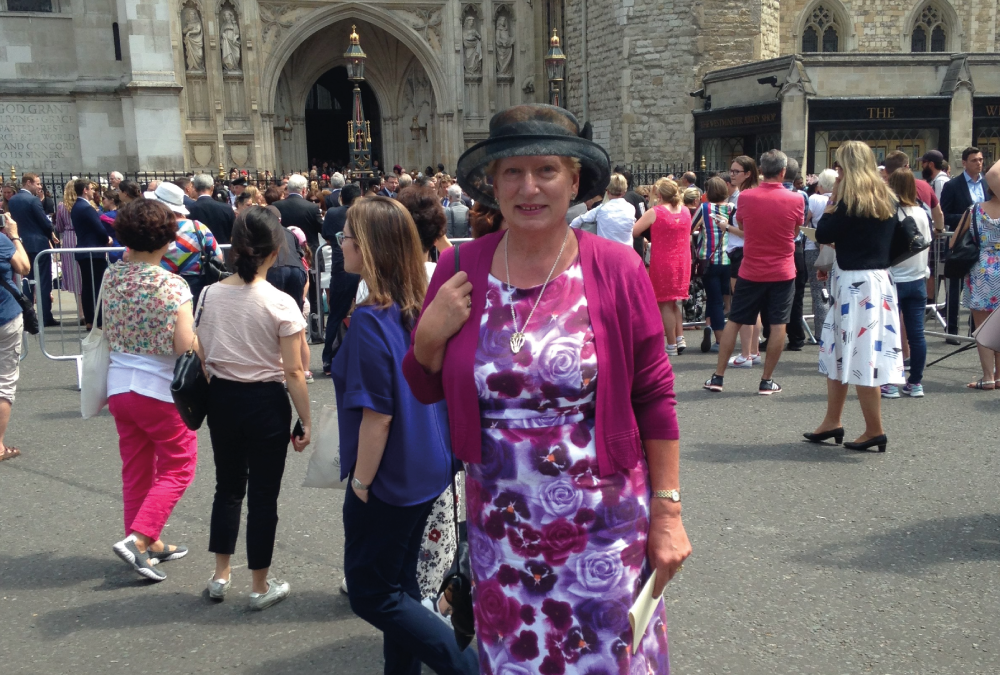 Celebrating the NHS at 70 at Westminster Abbey
