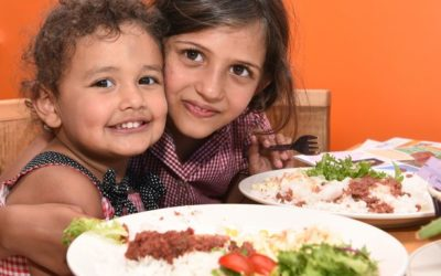 Report on healthy eating is food for thought