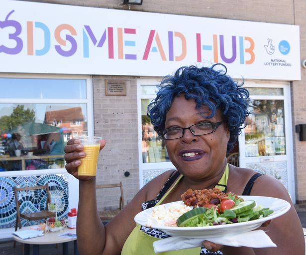 Food for thought at Podsmead community café