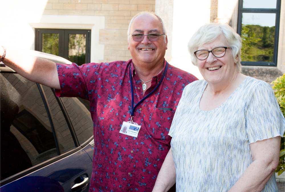 Evolving Communities is looking for patients, their carers or family members to share their experiences on the services provided by a Wiltshire-based hospice.