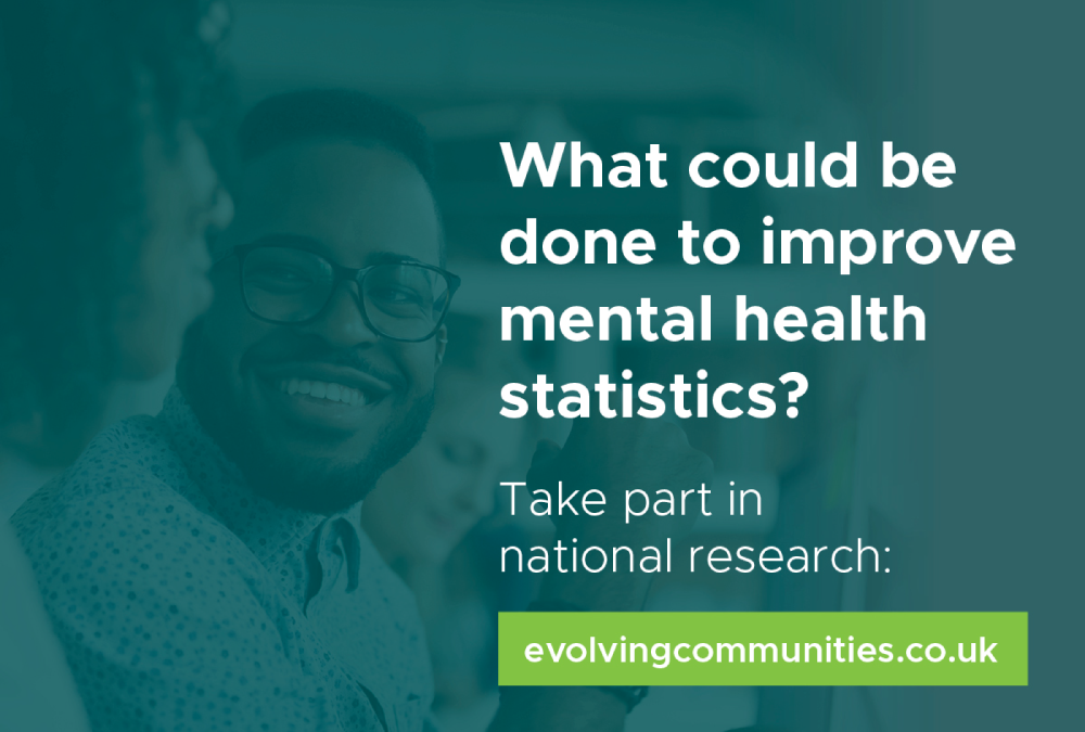 National research launched on mental health statistics