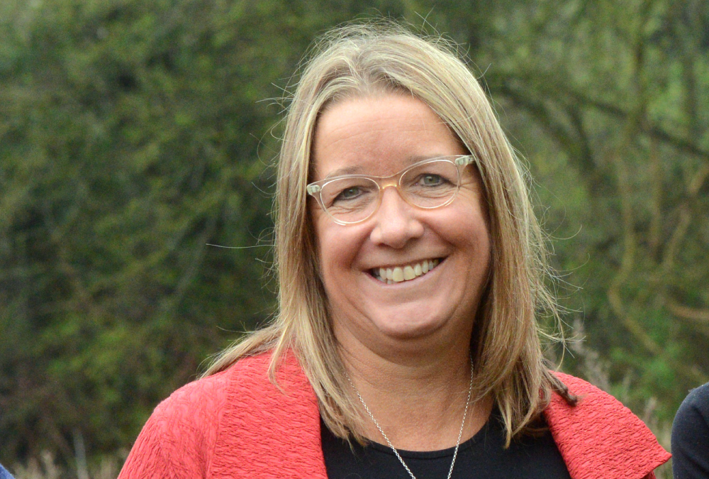 Pastures new for CEO Mary Curran